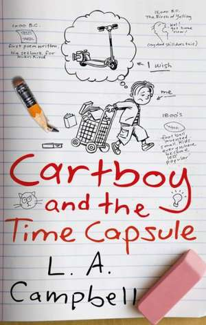 Cartboy and the Time Capsule
