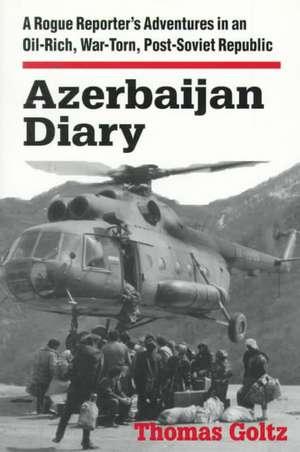 Azerbaijan Diary imagine