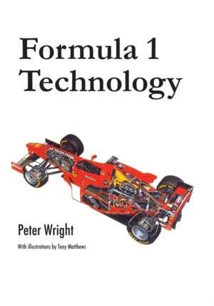 Wright, P: Formula 1 Technology imagine