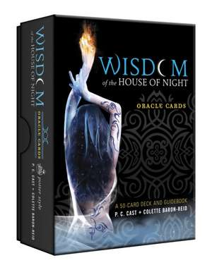 Wisdom of the House of Night Oracle Cards de P. C. Cast