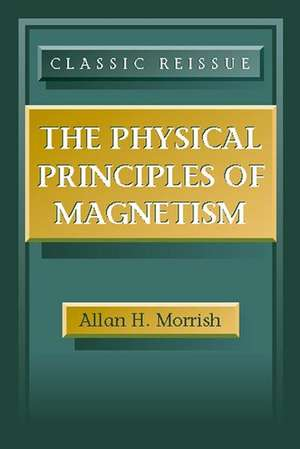 Physical Principles Magnetism Ieee Reiss