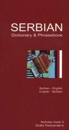 croatian to english dictionary book