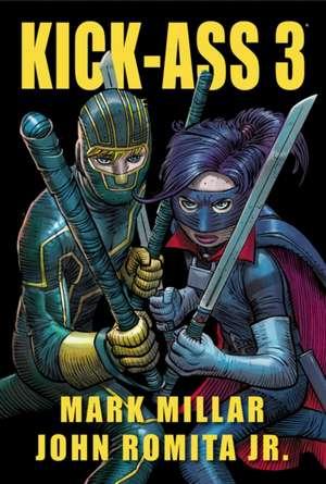 Kick-Ass 3 de Mark Millar