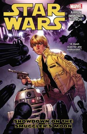 Star Wars Vol. 2: Showdown On Smugglers Moon de Jason Aaron