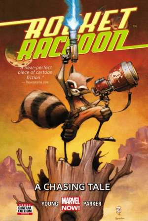 Rocket Raccoon Volume 1