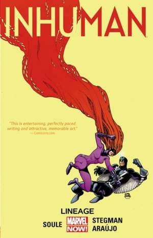 Inhuman Volume 3: Lineage de Ryan Stegman