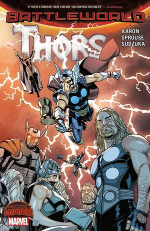 Thors de Jason Aaron
