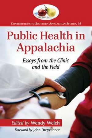Public Health in Appalachia