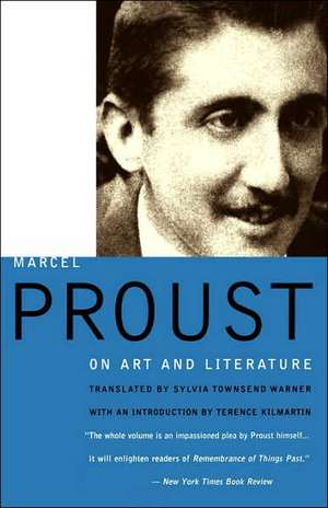 Proust on Art and Literature de Perseus