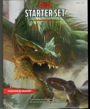 Dungeons & Dragons Starter Set imagine