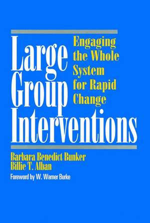 Large Group Interventions imagine