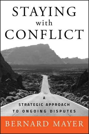 Staying with Conflict imagine