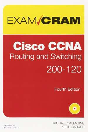 Cisco CCNA Routing and Switching 200-120 [With CDROM]:  How to Create, Manage, and Measure Brand Influencers in Social Media Marketing de Michael Valentine