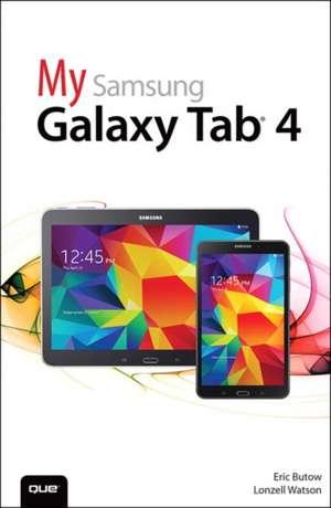 My Samsung Galaxy Tab 4 de Eric Butow
