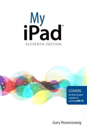 My iPad de Gary Rosenzweig