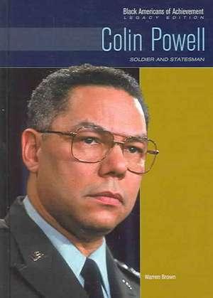 Colin Powell de Warren Brown