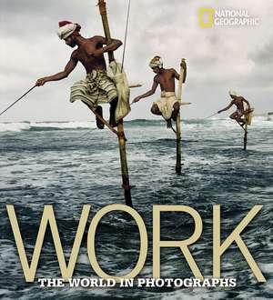 Work: A Global Story in Photographs de Ferdinand Protzman