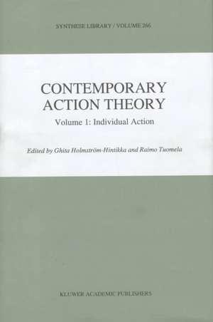 Contemporary Action Theory Volume 2: Social Action de Ghita Holmström-Hintikka