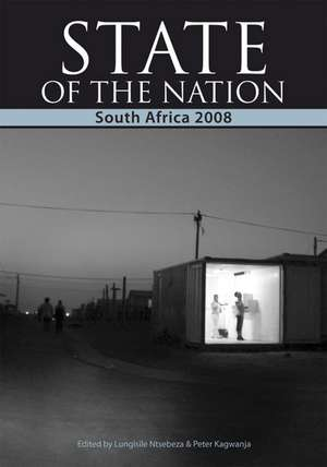 State of the Nation:  South Africa 2008 de Peter Kagwanja