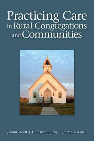 Practicing Care in Rural Congregations and Communities imagine
