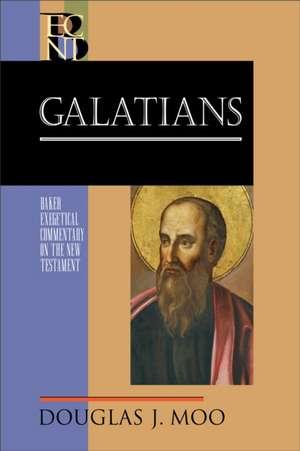 Galatians de Douglas  J. Moo