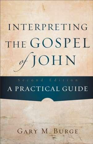 Interpreting the Gospel of John:  A Practical Guide de Gary M. Burge