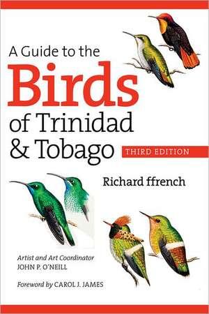 A Guide to the Birds of Trinidad & Tobago imagine