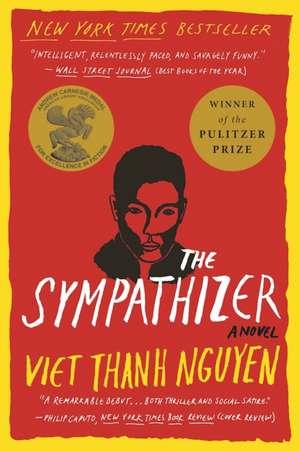 The Sympathizer: A Novel (Pulitzer Prize for Fiction) de Viet Thanh Nguyen