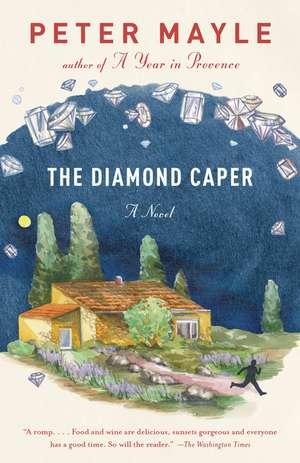 The Diamond Caper de Peter Mayle