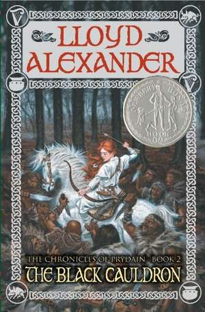 The Black Cauldron de Lloyd Alexander