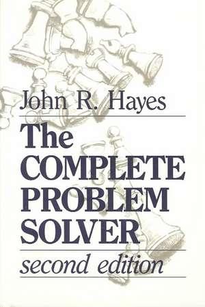 The Complete Problem Solver imagine