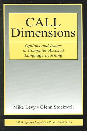 Call Dimensions de Mike Levy