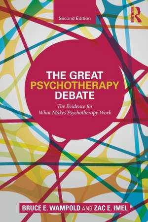 The Great Psychotherapy Debate imagine