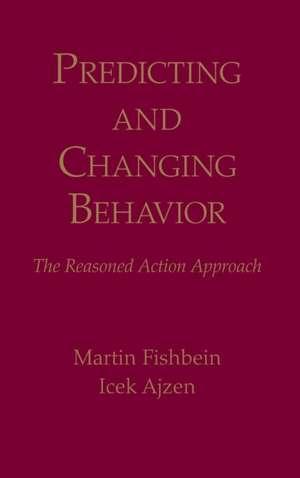 Predicting and Changing Behavior