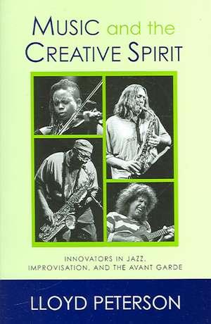 Music and the Creative Spirit imagine