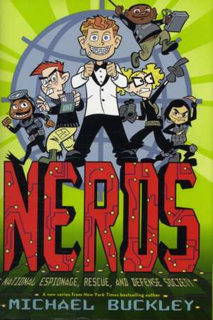 Nerds, Book One
