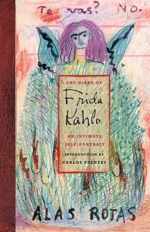 The Diary of Frida Kahlo de Carlos Fuentes