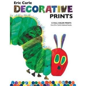 The World of Eric Carle(tm) Eric Carle Decorative Prints