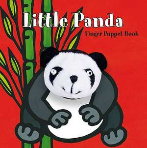 Little Panda Finger Puppet Book