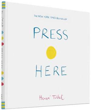 Press Here de Herve Tullet