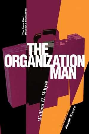 Organization Man de William H. Whyte
