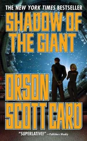 Shadow of the Giant de Orson Scott Card