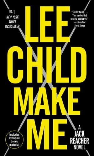Make Me de Lee Child