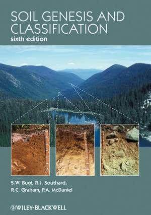 Soil Genesis and Classification de Stanley W. Buol
