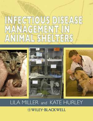 Infectious Disease Management in Animal Shelters imagine