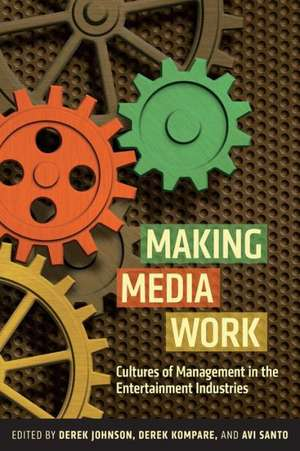Making Media Work