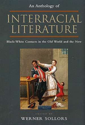 An Anthology of Interracial Literature imagine