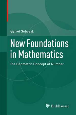 New Foundations in Mathematics: The Geometric Concept of Number de Garret Sobczyk