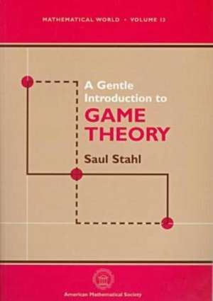A Gentle Introduction to Game Theory imagine
