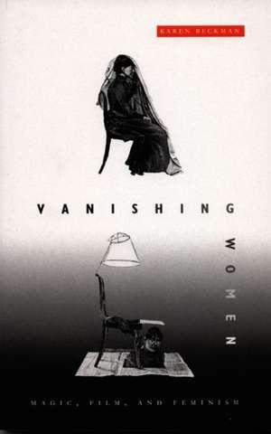 Vanishing Women-PB de Karen Redrobe Beckman